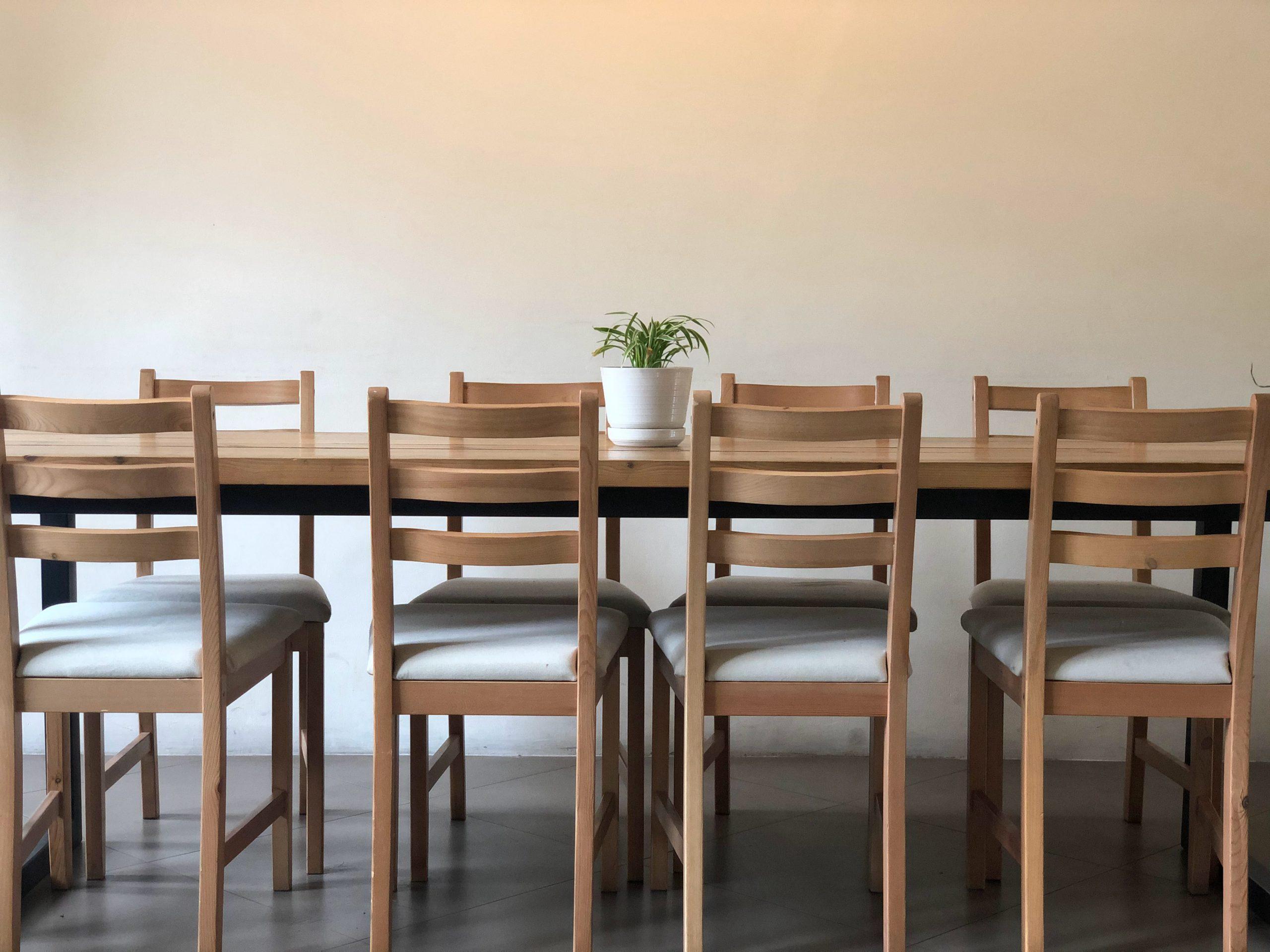 krzesła jadalniane